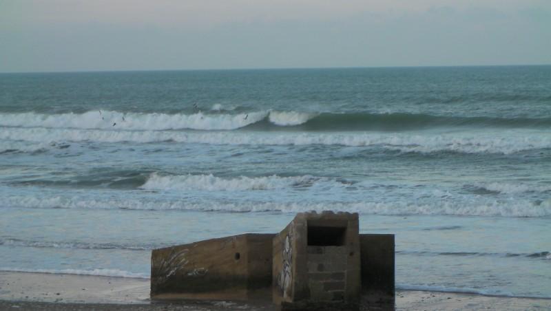 Surf report Grand Village - France (17) 2012-02-14 09:00:00