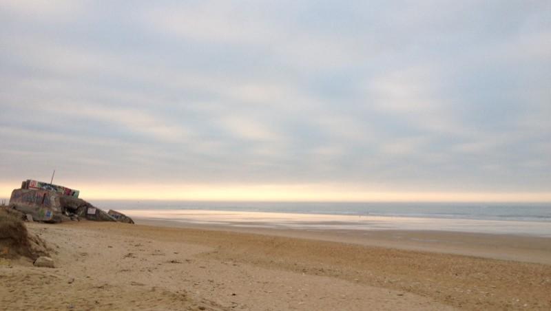 Surf report Vert Bois - France (17) 2012-02-18 08:33:00