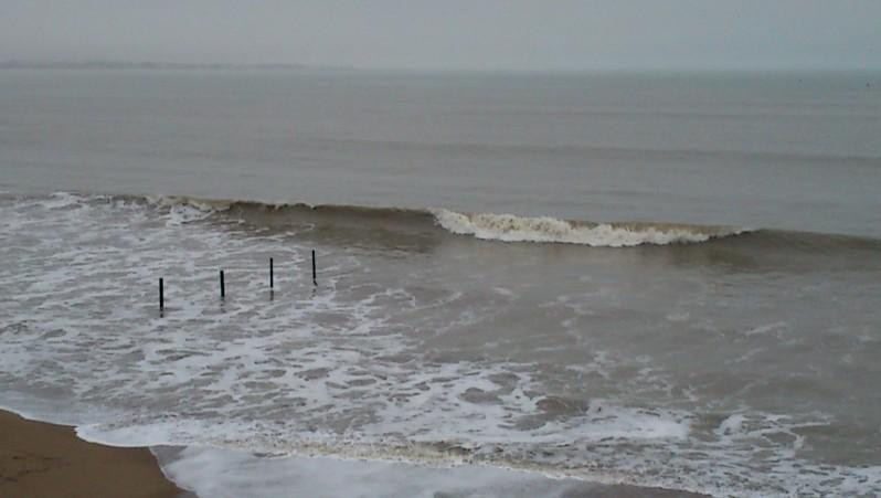 wave report Gohaud - France (44) 2012-02-24 18:00:00