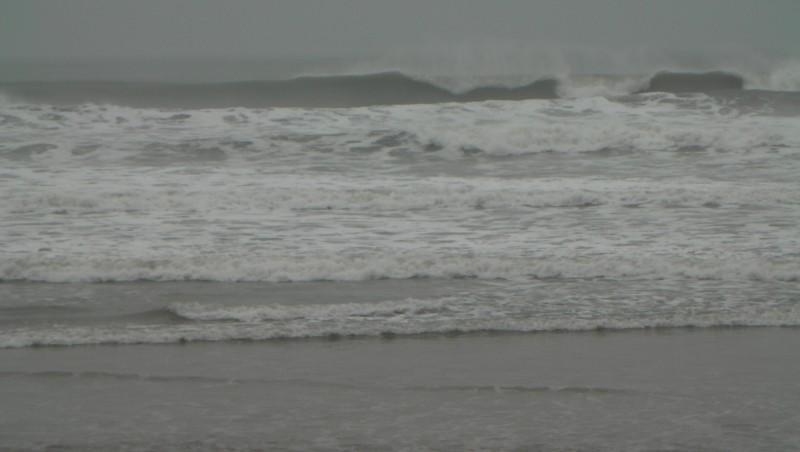Surf report Grand Village - France (17) 2012-02-25 09:00:00