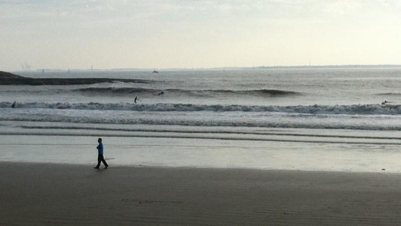 Surf report Royan - Pontaillac - France (17) 2012-02-25 17:05:00