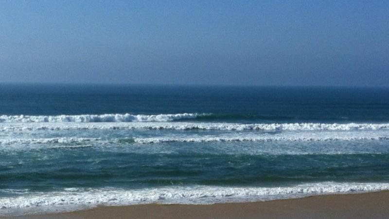 Surf report Mimizan - Plage Garluche - France (40) 2012-02-26 15:35:00