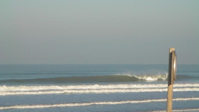 Surf report Grand Village - France (17) 2012-02-28 09:00:00
