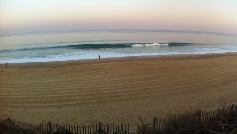 Surf report Labenne - la chapelle - France (40) 2012-02-29 08:00:00