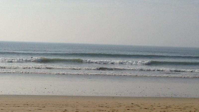 Surf report Fort Bloqué - France (56) 2012-03-01 15:00:00