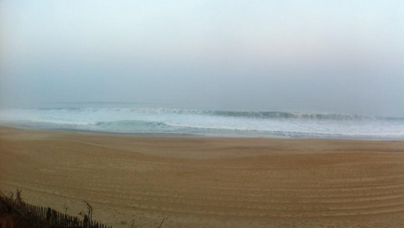 wave report Labenne Casanova - France (40) 2012-03-02 08:00:00