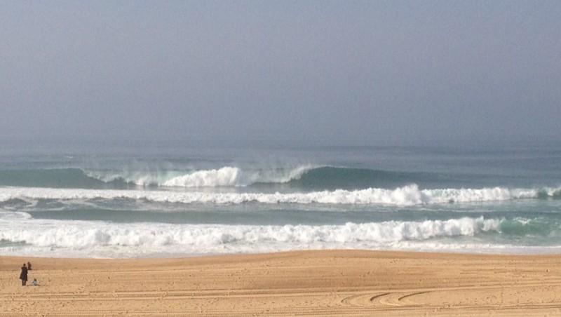 Surf report Hossegor - Les Culs Nus - France (40) 2012-03-02 13:33:00