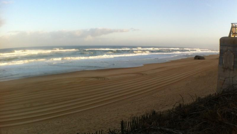 wave report Labenne Casanova - France (40) 2012-03-05 09:00:00
