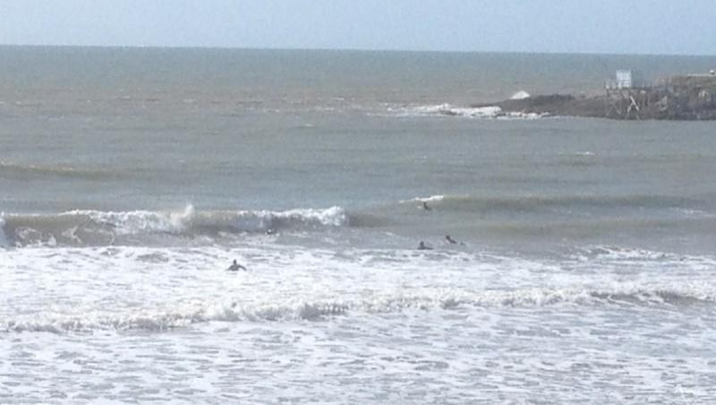 Surf report Royan - Pontaillac - France (17) 2012-03-05 14:00:00