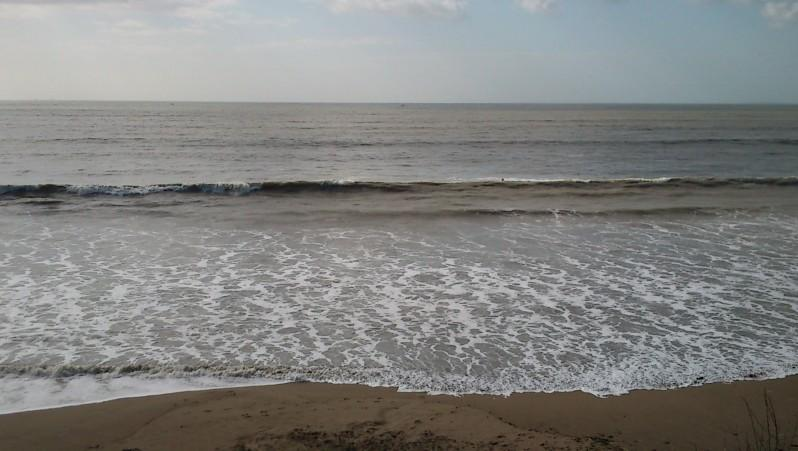 Surf report Gohaud - France (44) 2012-03-08 14:00:00