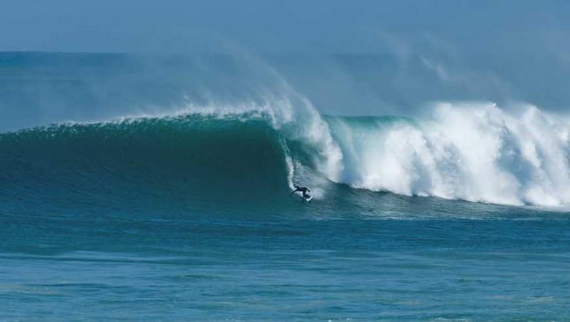 wave report Hossegor - La Nord - France (40) 2012-03-09 09:00:00