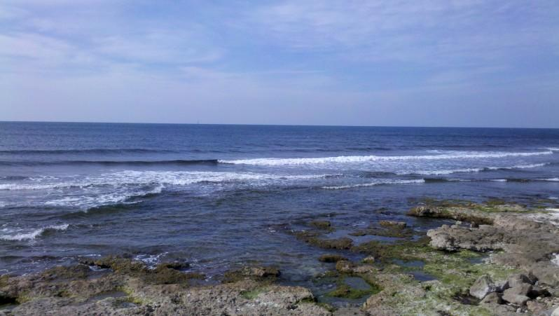 Surf report Carro - France (13) 2012-03-11 11:00:00