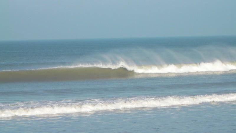 Surf report Grand Village - France (17) 2012-03-13 09:00:00