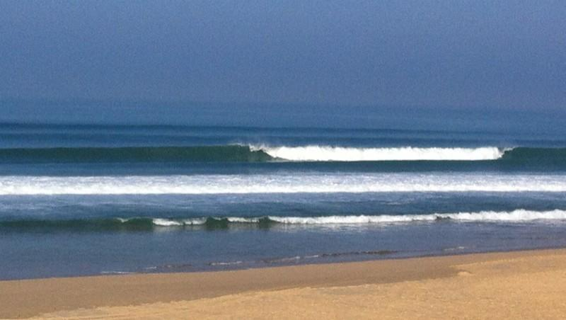 Surf report Le Grand Crohot - France (33) 2012-03-15 10:00:00
