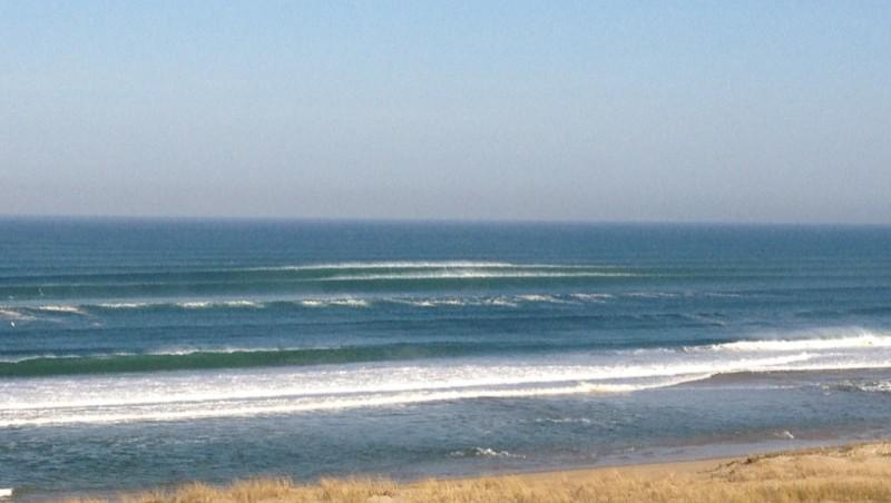 Surf report Le Truc vert - France (33) 2012-03-25 10:00:00