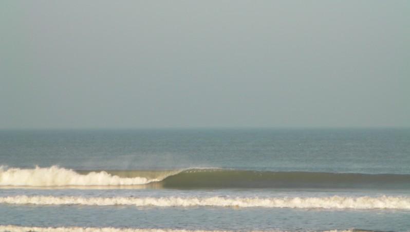 Surf report Grand Village - France (17) 2012-03-29 09:00:00