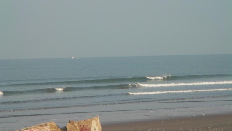 Surf report Grand Village - France (17) 2012-03-31 09:00:00