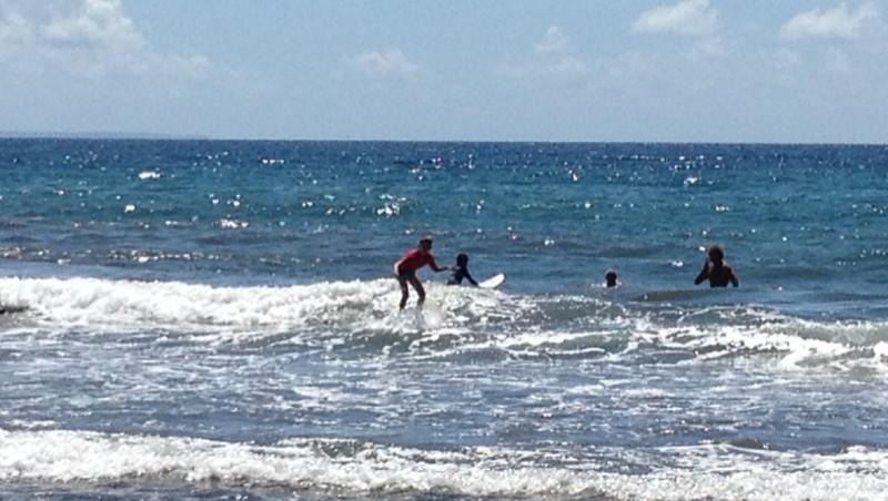 Surf report Bananier - Guadeloupe (GP) 2012-04-03 10:35:00