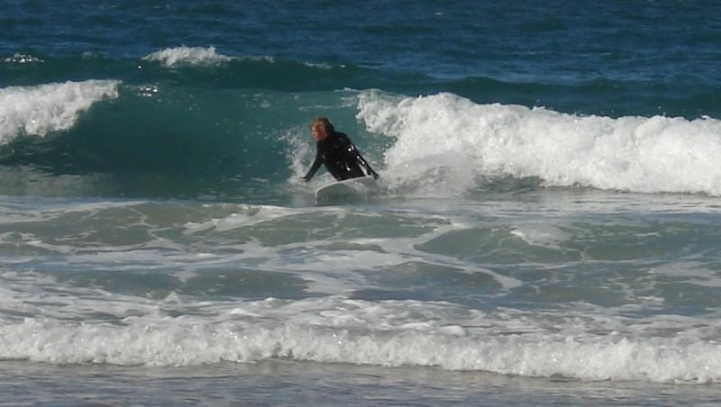 Surf report Longchamp - France (35) 2012-04-04 16:30:00
