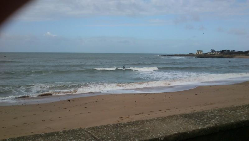 Surf report Plage Valentin - France (44) 2012-04-10 11:30:00