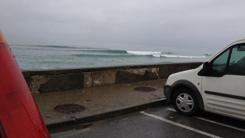 Surf report Bidart Centre - France (64) 2012-04-14 11:49:00