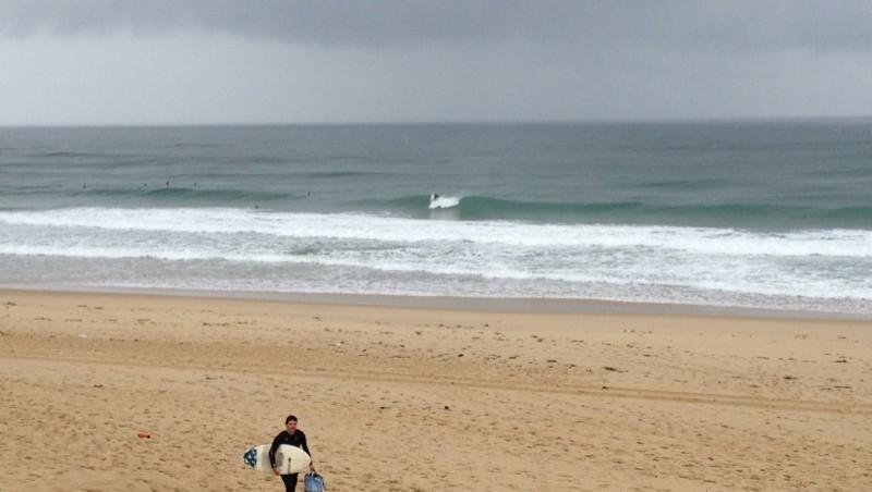 Surf report Seignosse - Les Bourdaines - France (40) 2012-04-14 12:38:00