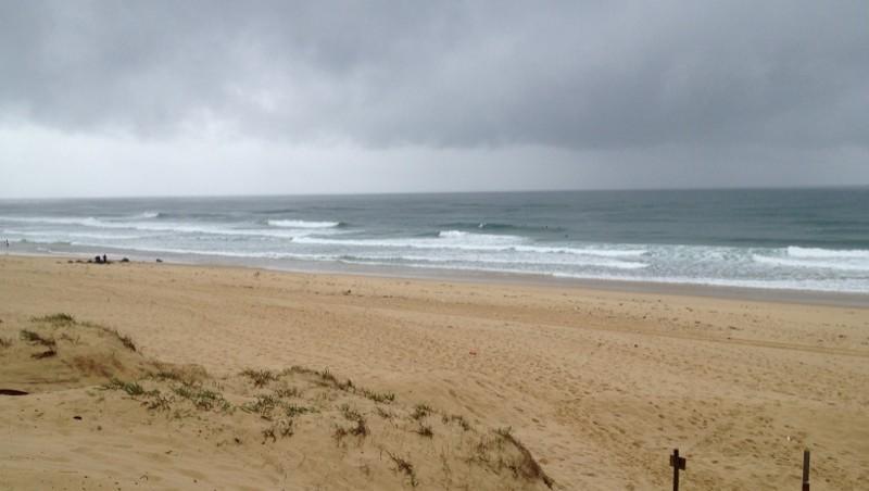 Surf report Seignosse - Les Bourdaines - France (40) 2012-04-14 12:38:00