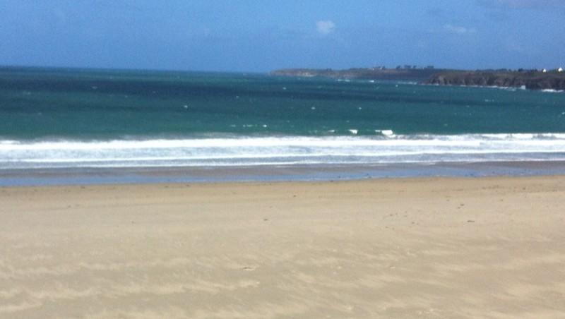 Surf report Blancs Sablons - France (29) 2012-04-19 11:00:00