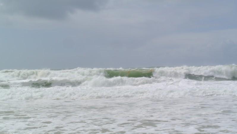Surf report Hossegor - Plage Sud - France (40) 2012-04-24 17:00:00