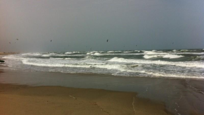 Surf report Saint-Cyprien - La Nord - France (66) 2012-04-28 16:39:00
