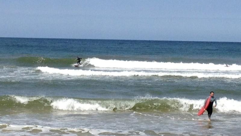 Surf report Le Truc vert - France (33) 2012-05-12 12:00:00
