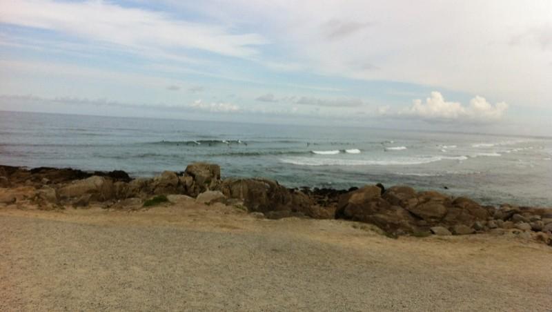 Surf report La Torche - France (29) 2012-05-19 10:00:00