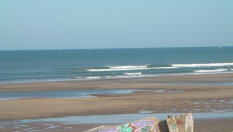 Surf report Grand Village - France (17) 2012-06-01 09:00:00