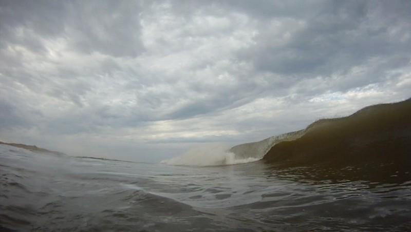 Surf report Montalivet - France (33) 2012-06-02 07:00:00