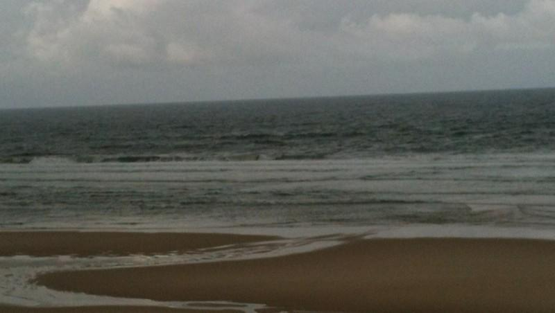 Surf report Mimizan - Plage Garluche - France (40) 2012-06-03 08:56:00