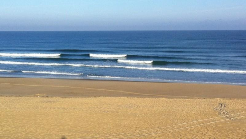 Surf report Le Grand Crohot - France (33) 2012-06-05 07:00:00