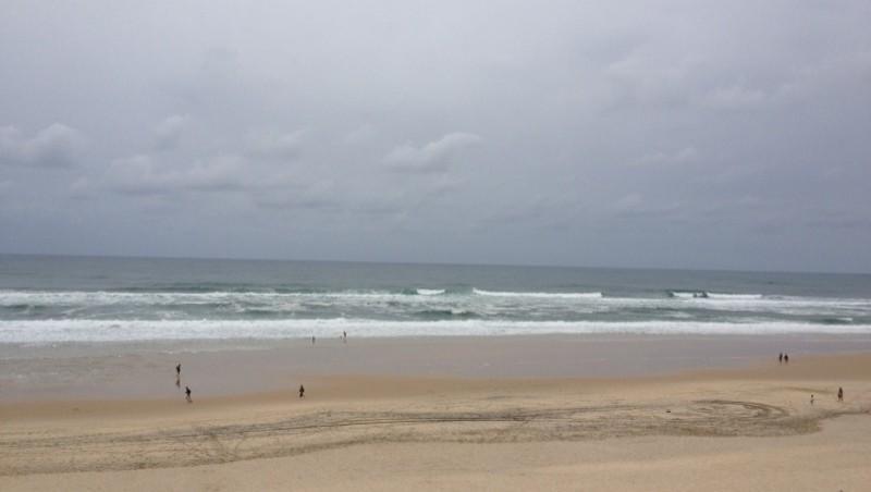 Surf report Biscarrosse Plage - France (40) 2012-06-09 12:10:00