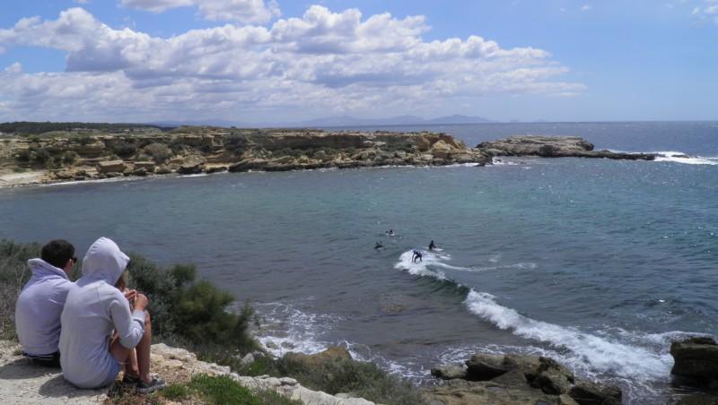 Surf report L'Arquet - France (13) 2012-06-12 12:30:00