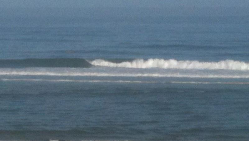 Surf report Mimizan - Plage Garluche - France (40) 2012-06-16 08:00:00