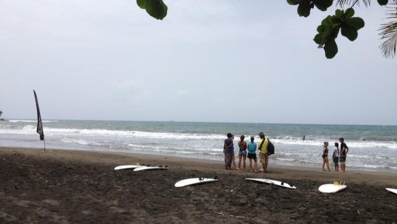 Surf report Bananier - Guadeloupe (GP) 2012-06-16 11:05:00