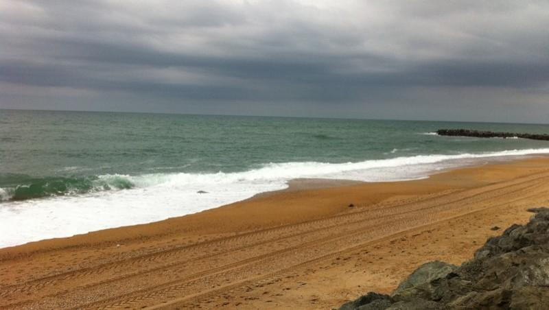 Surf report Anglet Sables d'Or - France (64) 2012-06-18 16:00:00