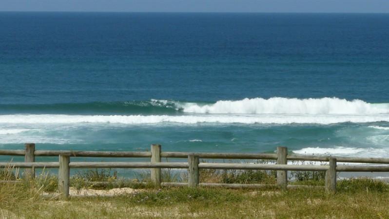 Surf report Cap de l'Homy - France (40) 2012-06-23 12:30:00