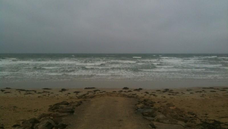 Surf report Sainte Barbe - France (56) 2012-06-24 09:00:00