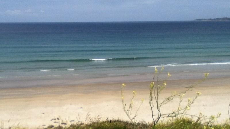 Surf report Blancs Sablons - France (29) 2012-07-13 12:32:00