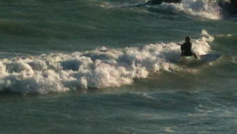 Surf report Mandelieu - l'Aérospatiale - France (06) 2012-07-14 08:30:00