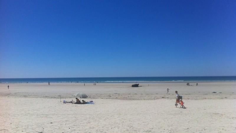 Surf report La Torche - France (29) 2012-07-22 14:00:00