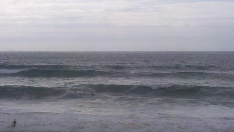 Surf report Soustons Plage - France (40) 2012-08-02 18:00:00
