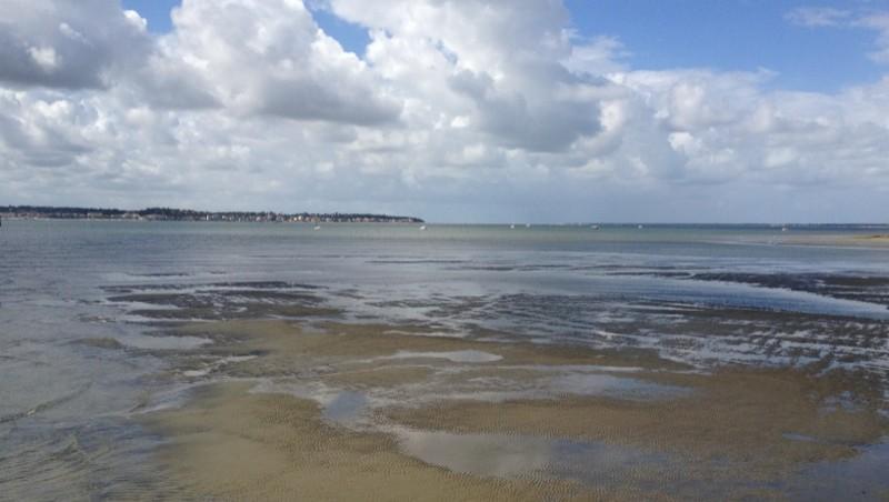 Surf report Arcachon - Plage d'Eyrac - France (33) 2012-08-06 11:00:00