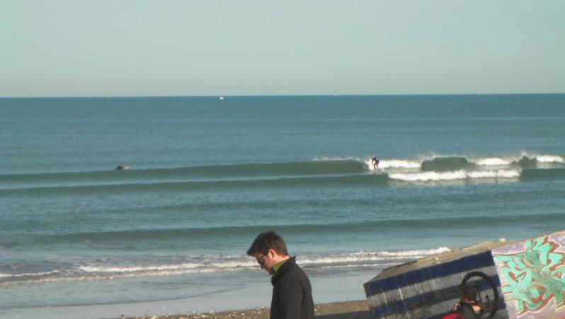 Surf report Grand Village - France (17) 2012-08-09 09:00:00