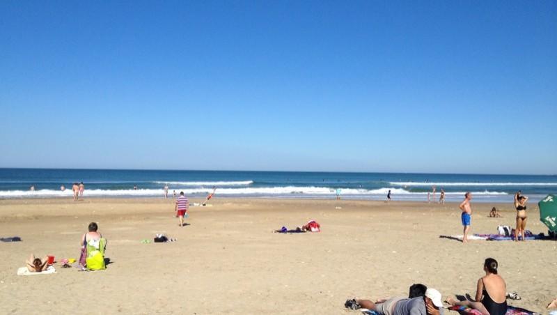 Surf report Grand Village - France (17) 2012-08-10 11:00:00
